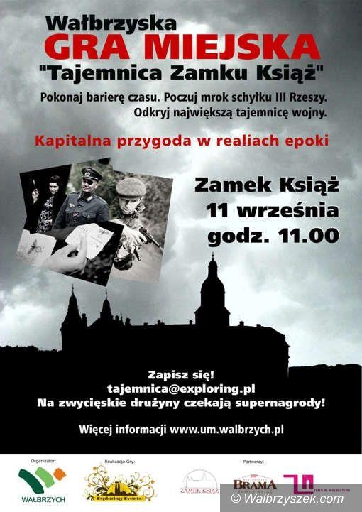 Wałbrzych/Książ: Tajemnica zamku Książ