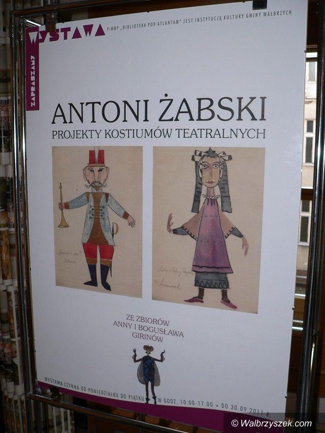 Wałbrzych: Antoni Żabski pod Atlantami