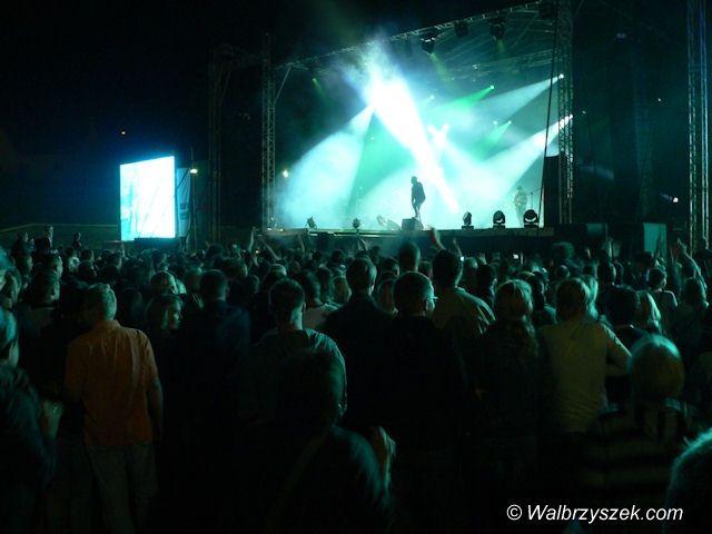 Wałbrzych: T. Love na start Dni Wałbrzycha