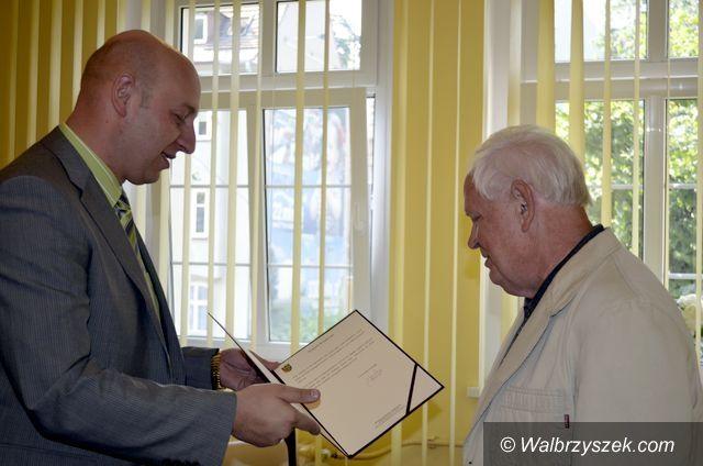 """Wałbrzych/Głuszyca: ,,Tu jest mój dom"""" Stanisława Michalika jednym z najlepszych dolnośląskich blogów"""