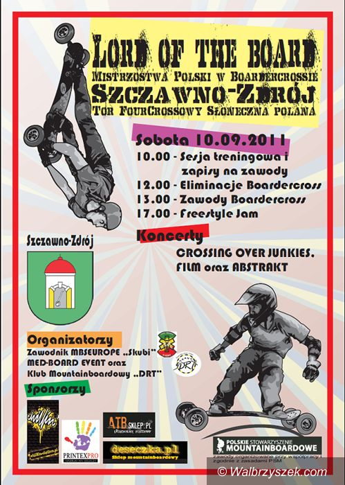 Szczawno-Zdrój: Czekają nas Mistrzostwa Polski w boardercrossie