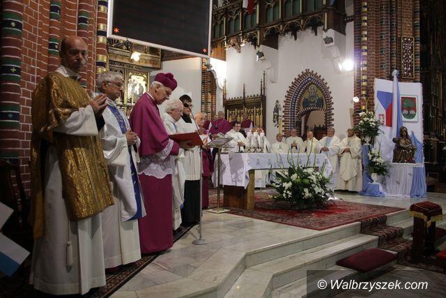 Wałbrzych: Oficjalnie rozpoczęły się XXII Polsko–Czeskie Dni Kultury Chrześcijańskiej