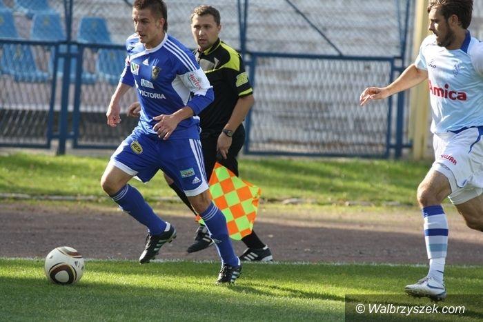 Kraj: II liga piłki nożnej: Czy zrehabilitują się w Kluczborku?