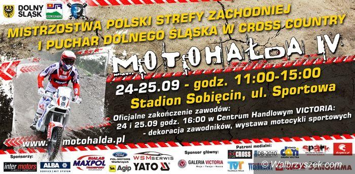 Wałbrzych: Motohałda ponownie w Wałbrzychu