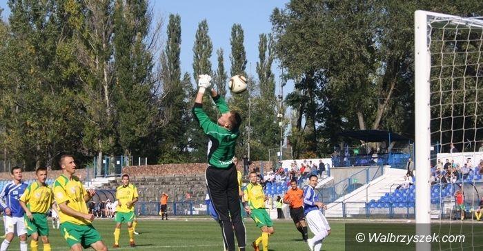 Kraj: II liga: Górnik awansował na 10. miejsce