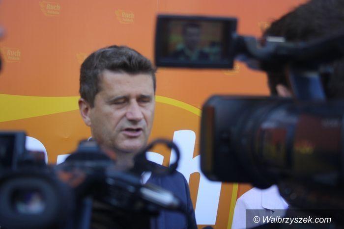 Wałbrzych: Palikot nie wejdzie w koalicję z PiS–em