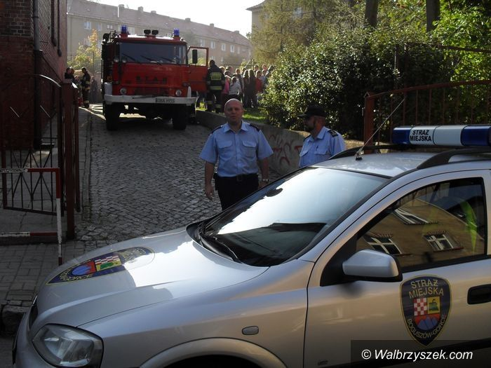 REGION, Boguszów-Gorce: Z życia codziennego straży miejskiej