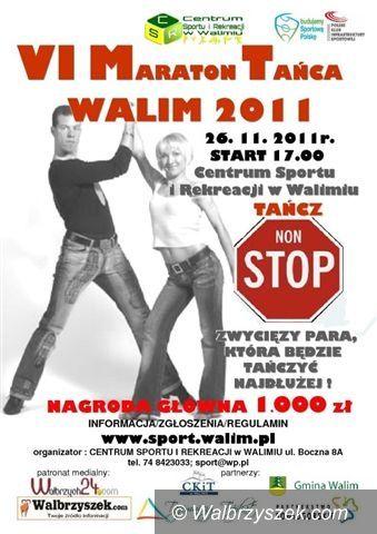 Walim: Maraton taneczny w Walimiu