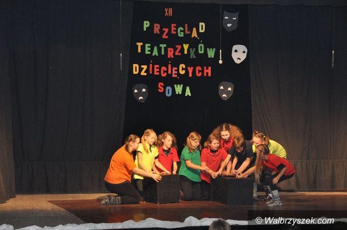 REGION, Walim: XII Przegląd Teatrzyków Dziecięcych SOWA