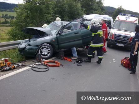 Wałbrzych/Boguszów-Gorce: Jest akt oskarżenia przeciwko kierowcy, który spowodował wypadek, w którym ucierpiało kilkunastu młodych piłkarzy
