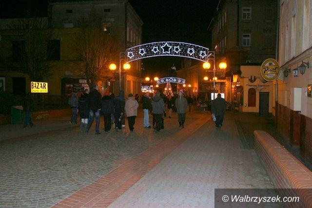 Szczawno - Zdrój: Tradycyjne powitanie roku w Szczawnie–Zdroju
