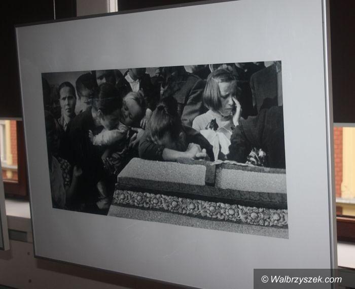 Wałbrzych: Wystawa Pawła Pierścińskiego w Galerii pod Atlantami