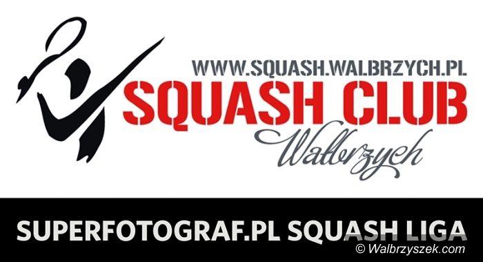 Wałbrzych: Grudniowa liga squasha