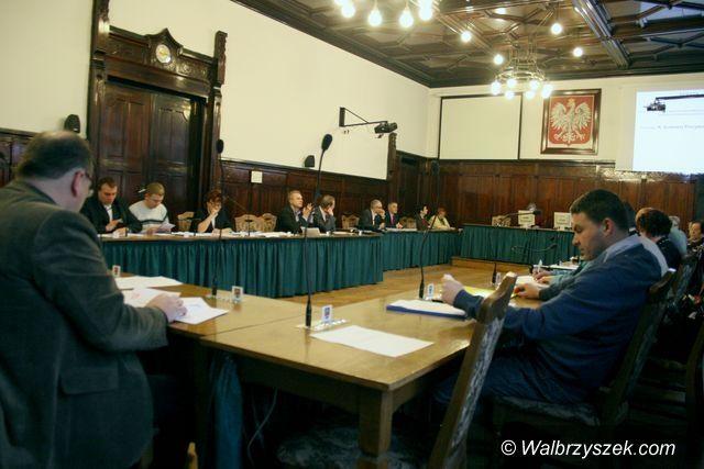 Wałbrzych: Połączone komisje dyskutowały o grodzkości