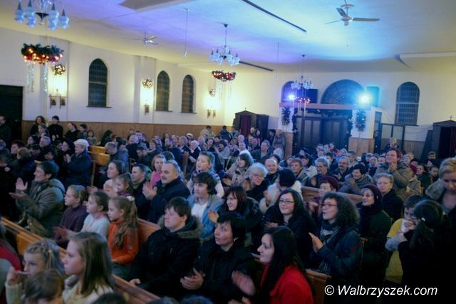Wałbrzych: V Koncert Bożonarodzeniowy na Białym Kamieniu