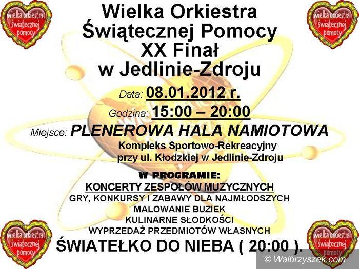 REGION, Jedlina Zdrój: Orkiestra zagra też w Jedlinie Zdroju