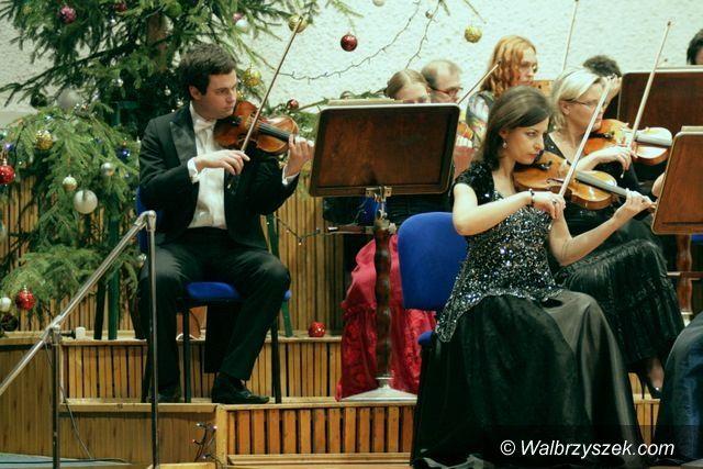 Wałbrzych: Koncert noworoczny w Filharmonii Sudeckiej