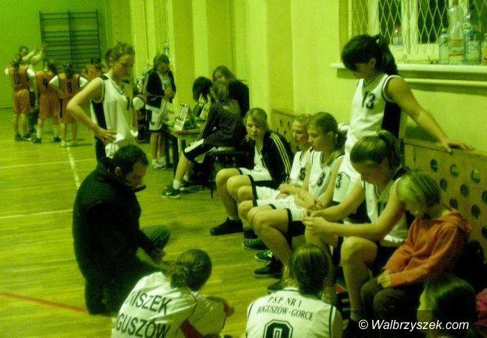 Boguszów-Gorce: Kolejna wygrana koszykarek Mniszka