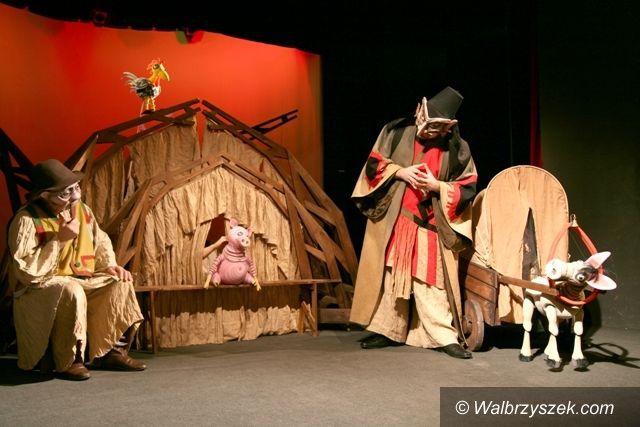 Wałbrzych: Ferie w Teatrze Lalki i Aktora