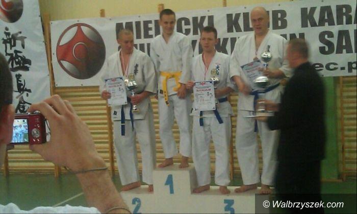 Głuszyca: Karatecy z Głuszycy w czołówce