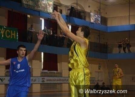 Wałbrzych: III liga koszykówki: Górnik sprawił sensację