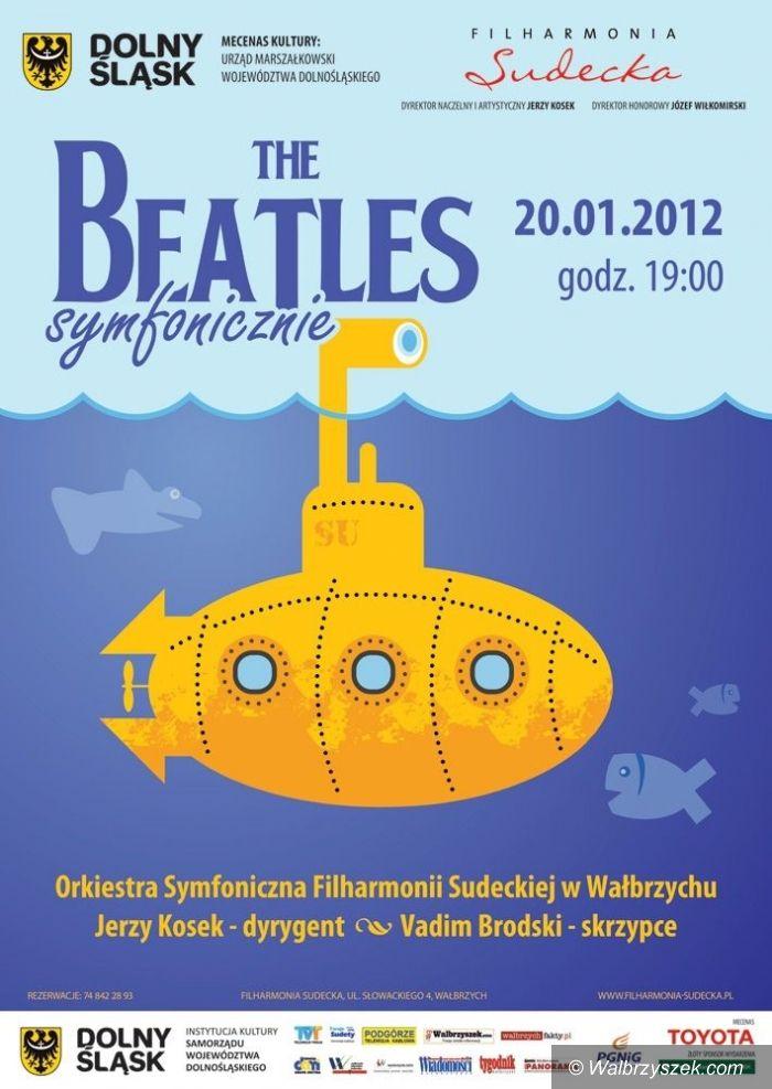 Wałbrzych: The Beatles w Filharmonii Sudeckiej