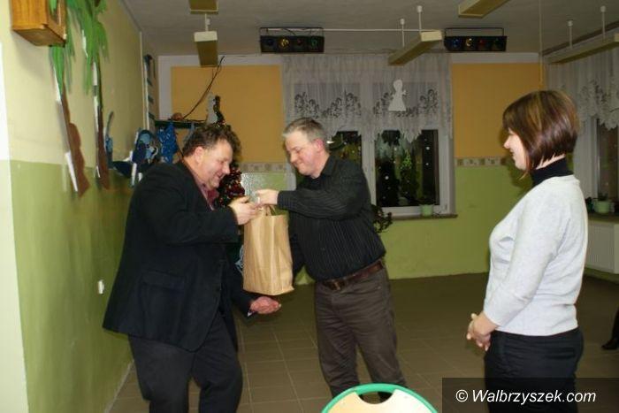 REGION, Walim: Węgierscy przyjaciele z wizytą w Walimiu