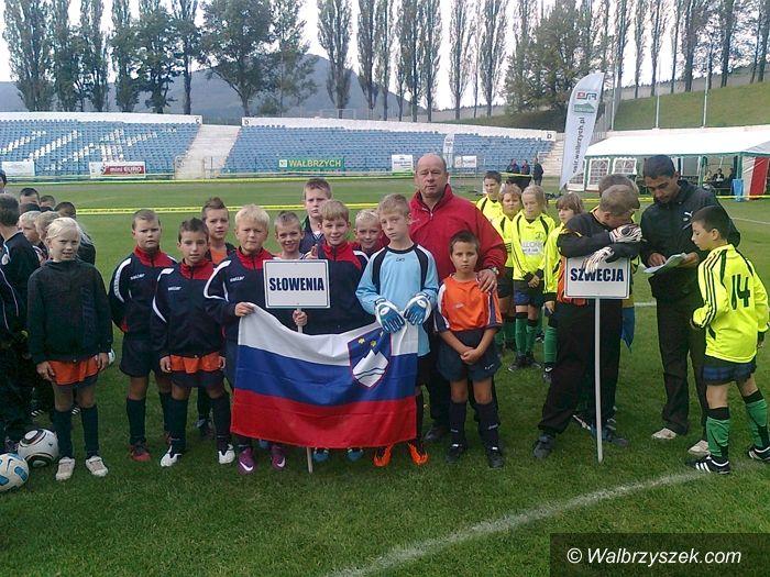 Jelenia Góra: Piłkarze Baszty na 2. miejscu w Jeleniej Górze