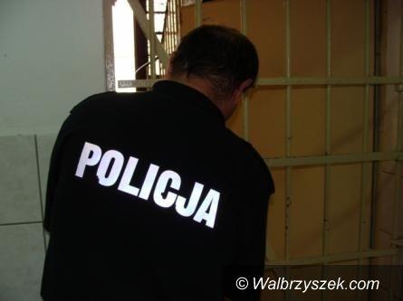 Czarny Bór: Policja ujęła młodocianego podpalacza