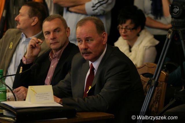 Wałbrzych: Czy Klub WWS w radzie miejskiej się zmniejszy?