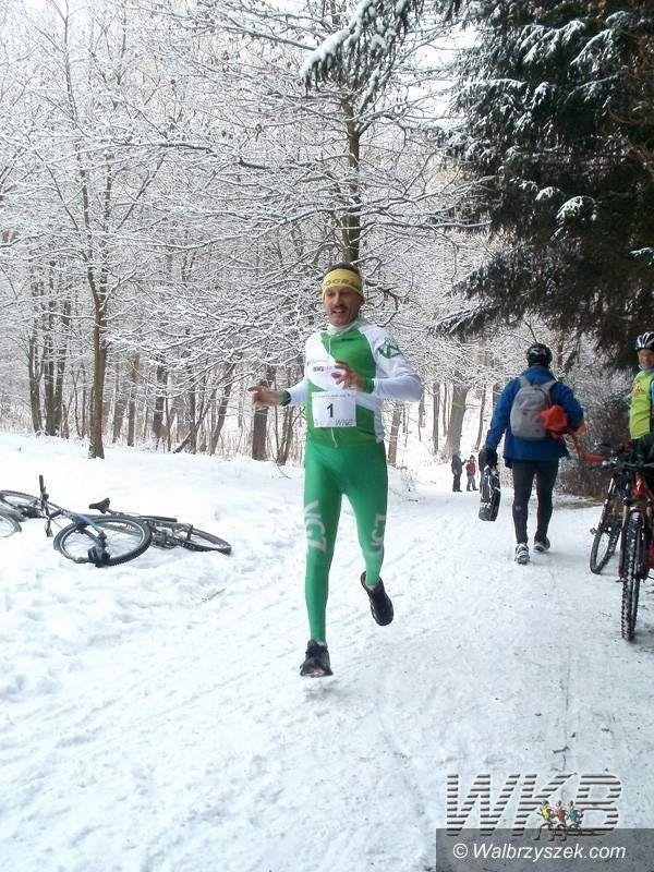 Wałbrzych: 9. Triathlon Zimowy