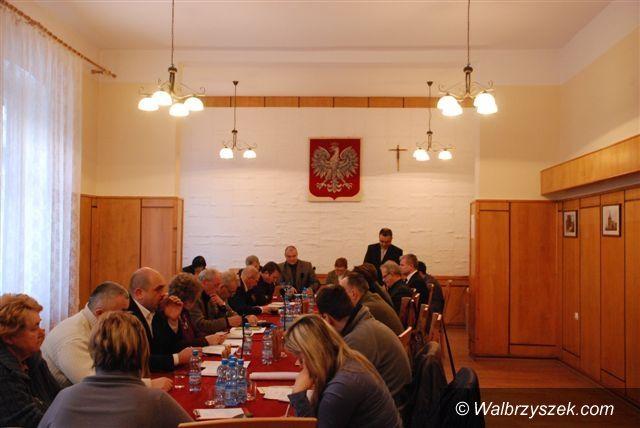 REGION, Głuszyca: Głuszyca bez budżetu