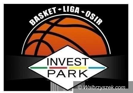 Wałbrzych: Znamy pary play off Invest Park Basket Ligi