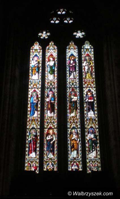 Europa: Worcester, czyli sos, porcelana i katedra
