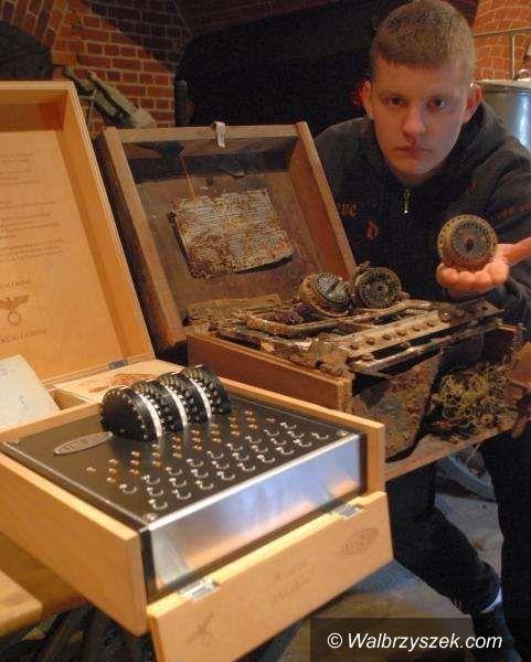 REGION, Kamienna Góra: Legendarna Enigma w Kamiennej Górze