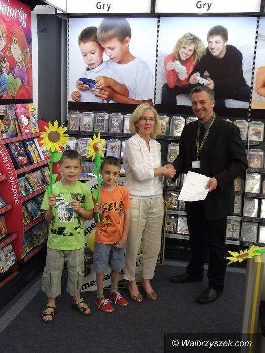 Wałbrzych: Media Expert wspomogło Dom Dziecka