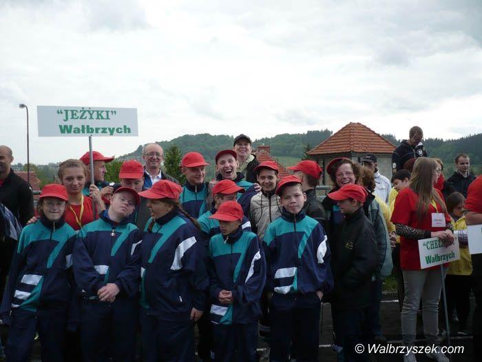 Kamienna Góra: Sukcesy w XII Dolnośląskim Mityngu Lekkoatletycznym Olimpiad Specjalnych w Kamiennej Górze