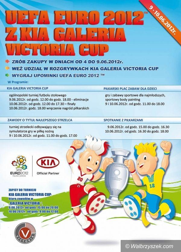 Wałbrzych: W Galerii Victoria będzie królował futbol