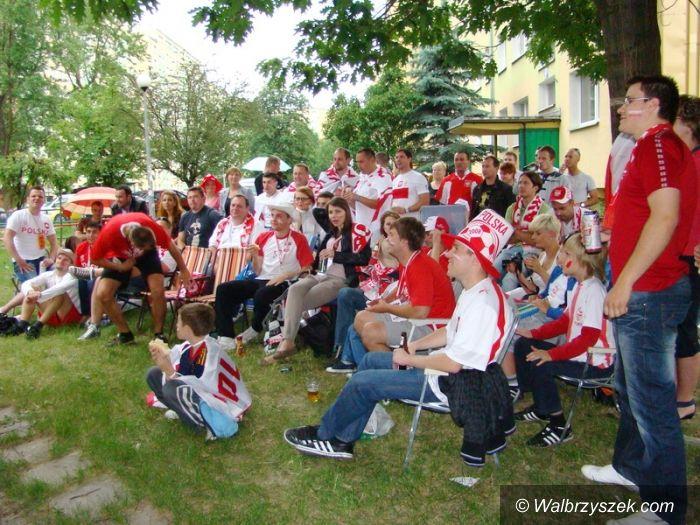Wałbrzych: Dziś mecz Polska–Rosja. Przyślij zdjęcia ze swojej strefy kibica