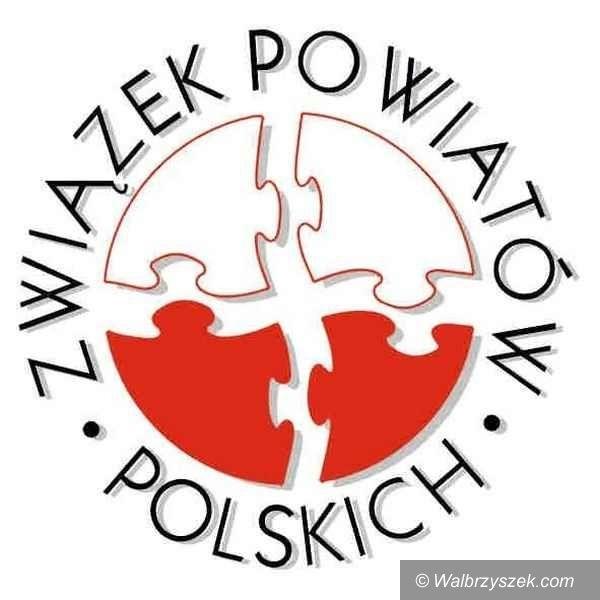 Wałbrzych: Związek Powiatów Polskich wydał stanowisko w sprawie przywrócenia Wałbrzychowi statusu miasta na prawach powiatu