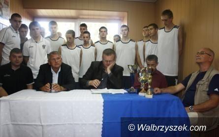 Wałbrzych: Nowy zarząd w koszykarskim Górniku