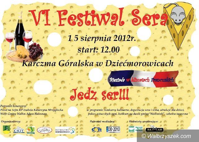 REGION, Dziećmorowice: Festiwal Sera już w najbliższą środę