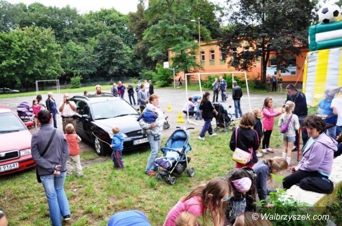 Wałbrzych: Festyn w Zespole Szkół Techniczno–Budowlanych
