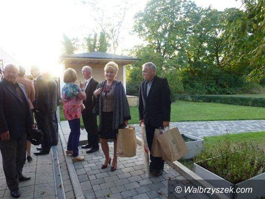 REGION, Walim: Delegacja z Gminy Walim w Szwecji