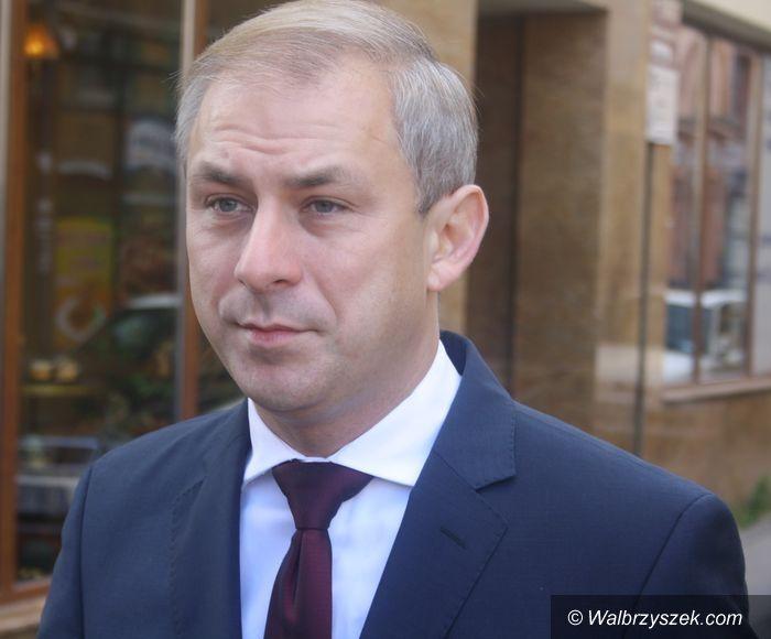 Wałbrzych: Grzegorz Napieralski z wizytą w Wałbrzychu