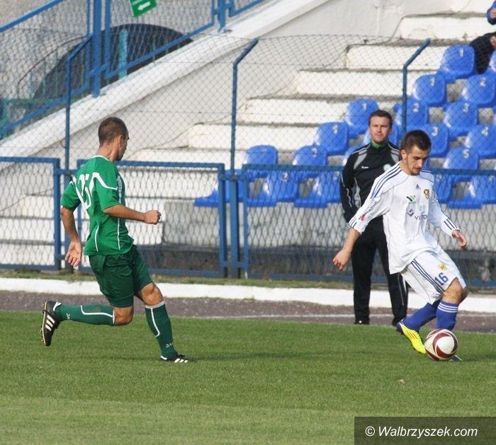 Kraj: II liga piłkarska: Bytovia i Lech na czele