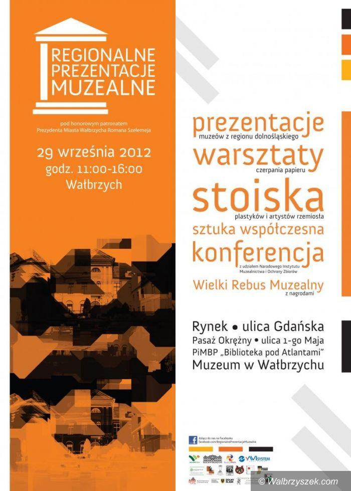 Wałbrzych: I Regionalne Prezentacje Muzealne