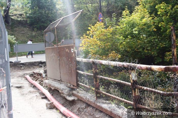 Wałbrzych/Boguszów-Gorce: Inny wykonawca dokończy remont wiaduktu w Boguszowie–Gorcach