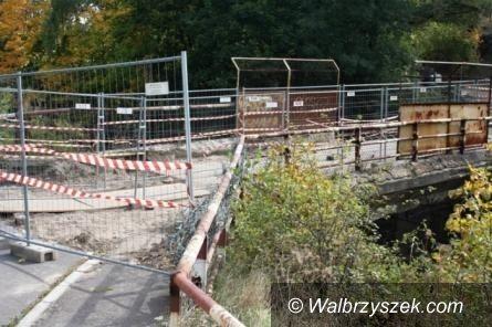 Wałbrzych/Boguszów-Gorce: Starostwo wydało komunikat w sprawie wiaduktu