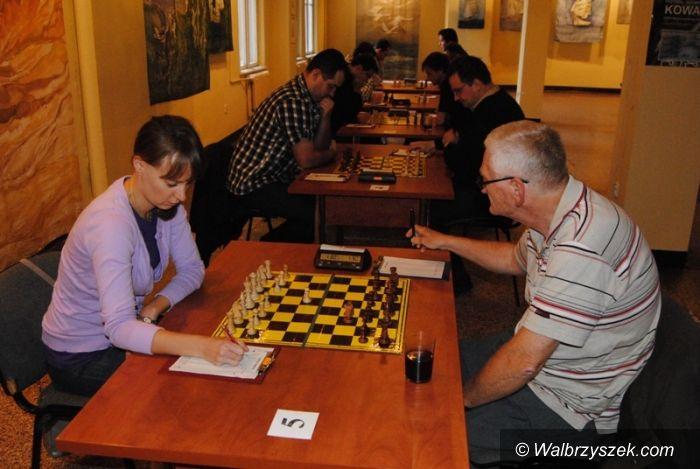 Kamienna Góra: III liga szachów: Porażka WOK–u